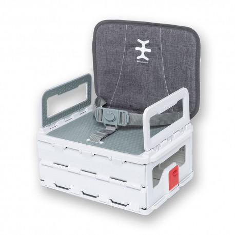TRONA NIKIDOM FLAT PACK BOOSTER HEATHER GREY